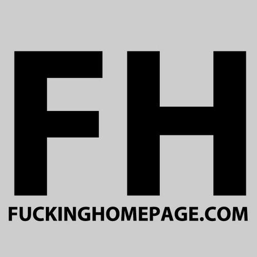 fuckinghompage.com